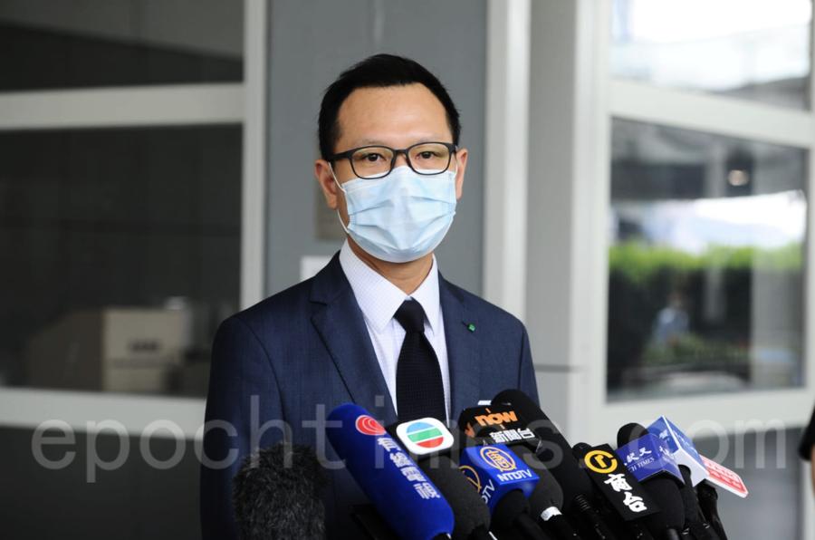 香港終院法官傳因「國安法」請辭  郭榮鏗:憂更多外籍法官或將離任