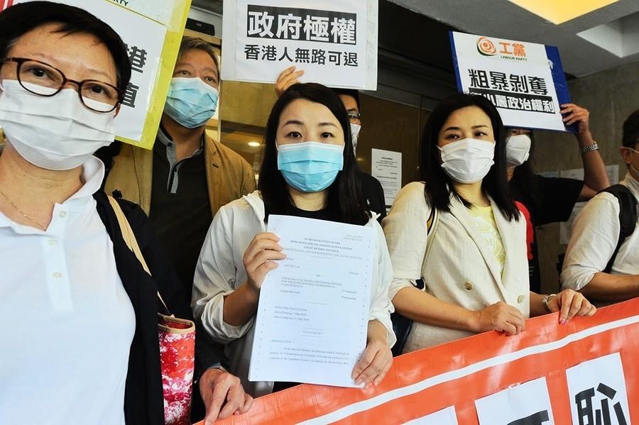 終審法院駁回上訴 陳凱欣即時失去立法會議員資格