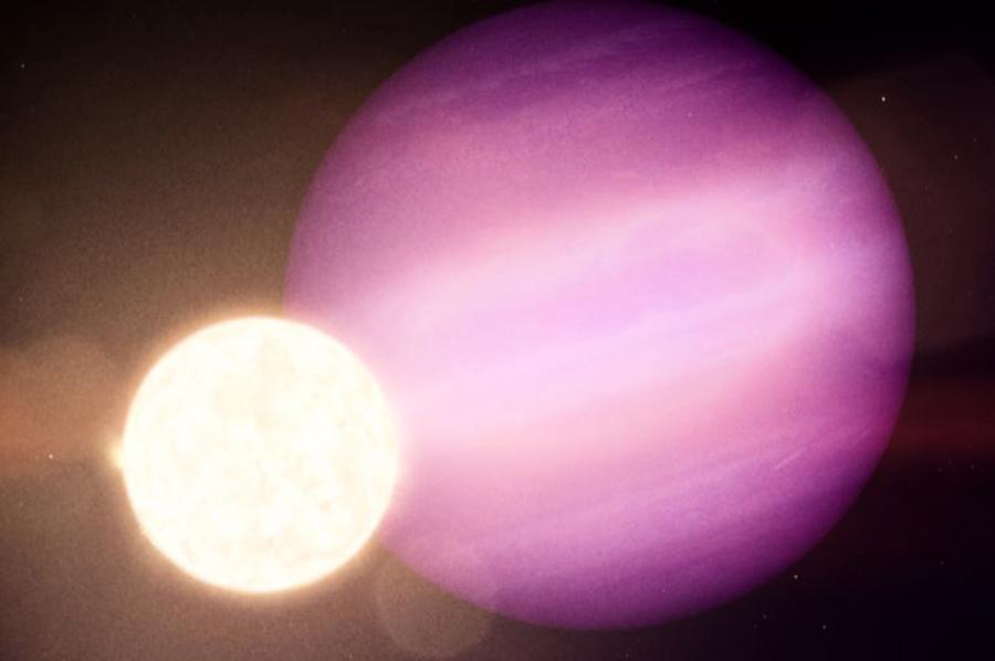 完整行星繞行白矮星 原因成謎