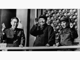 文革中真實的林彪(中)