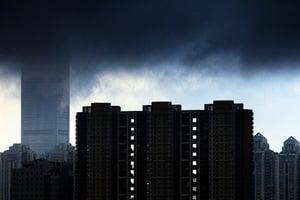 三大利空一天放出 中國樓市轉向不樂觀