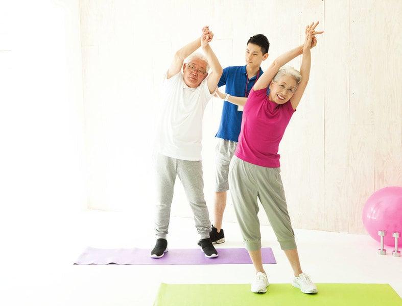 伸展有三大好處 簡單動作消除脖子僵硬