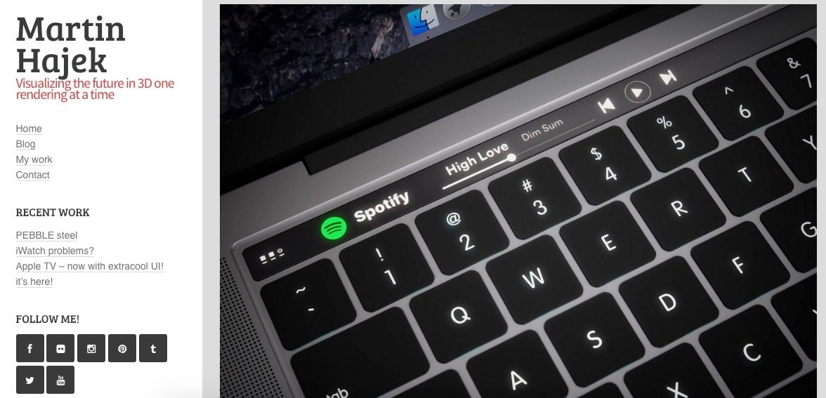 下一代MacBook Pro將帶觸控條和指紋識別