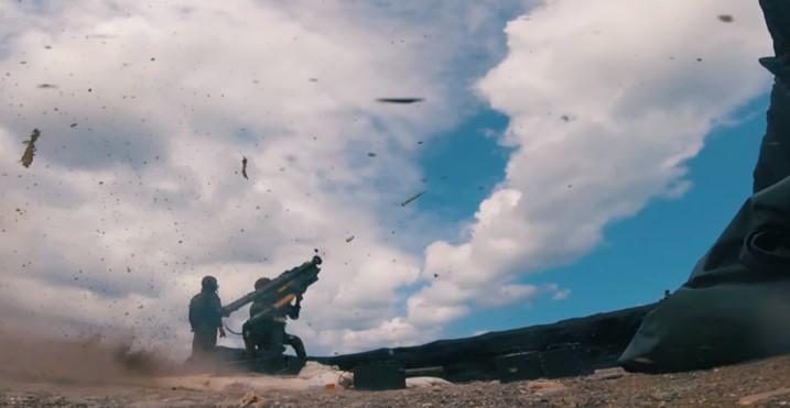 台軍對抗共軍 發佈實彈戰訓影片 首提自衛反擊