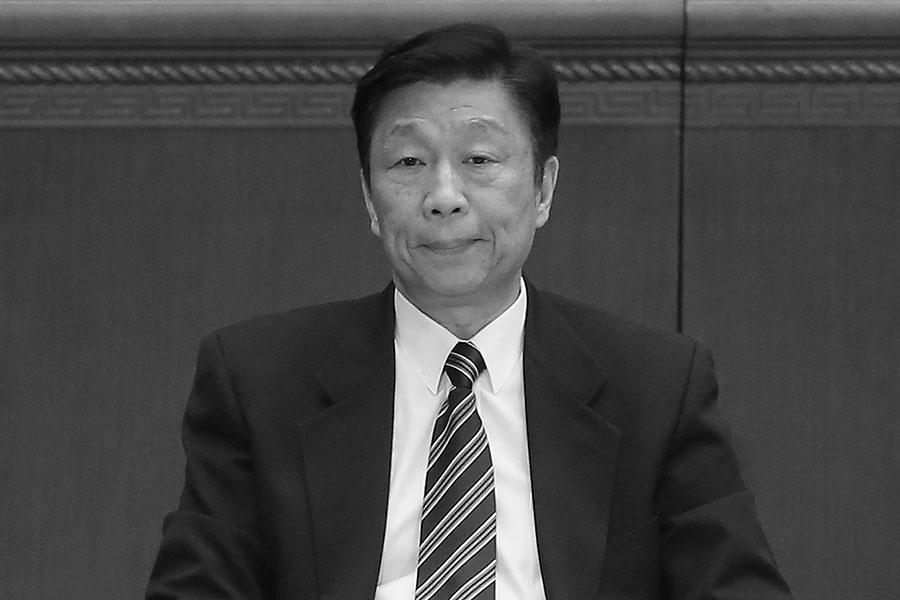 李源潮自殺傳聞並非首次傳出,前兩年都有類似消息。(圖片來源:Feng Li/Getty Images)