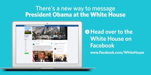 想跟奧巴馬談人生?試試白宮臉書Bot