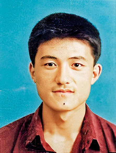 遼寧錦州市法輪功學員徐強,2000年在北京失蹤。(明慧網)