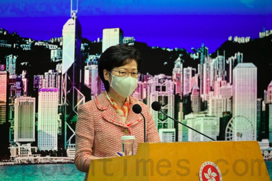 林鄭月娥回應陳同佳案:無行動可以採取