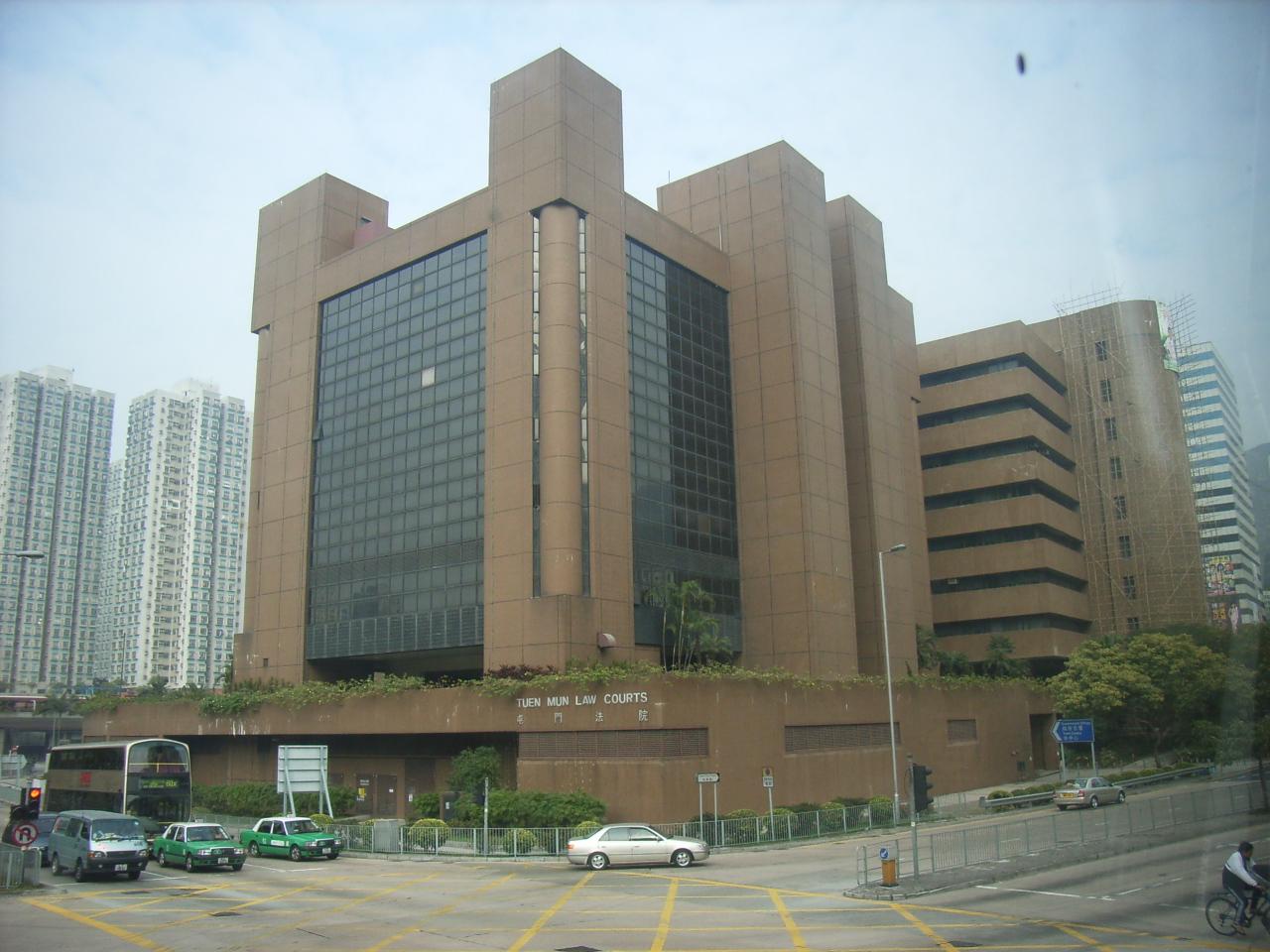香港休班警被控藏毒罪,女子被控販毒罪,案件21日在屯門法院開審。(TUmuMATo/CC BY-SA 2.5)