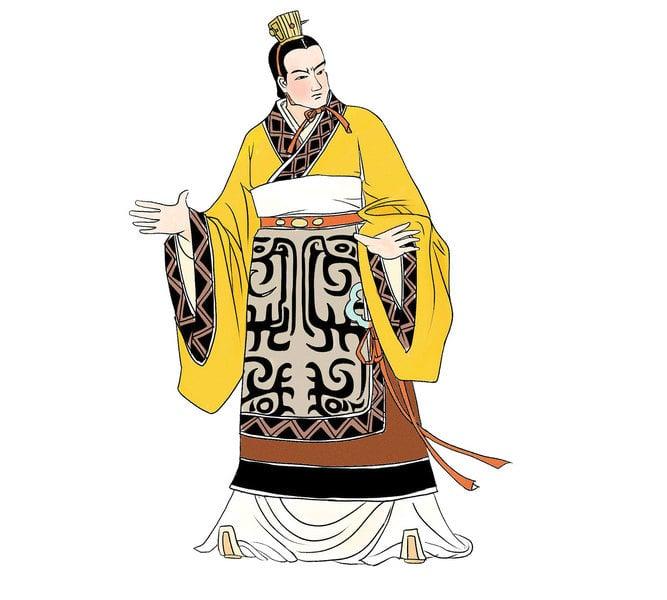 笑談風雲 秦皇漢武 第四十二章 巫蠱奇冤(1)
