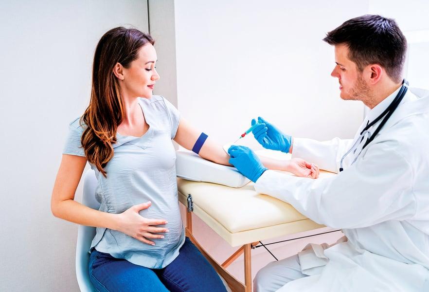 高齡產婦採用非侵入性產前檢測  可初步發現胎兒染色體異常