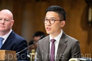 羅冠聰獲選《時代》百大最具影響力人物 香港抗爭扭轉了世界對中共的妄想