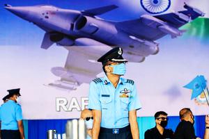 中印談判陷僵局 印飆風戰機亮相 軍方持續放狠話