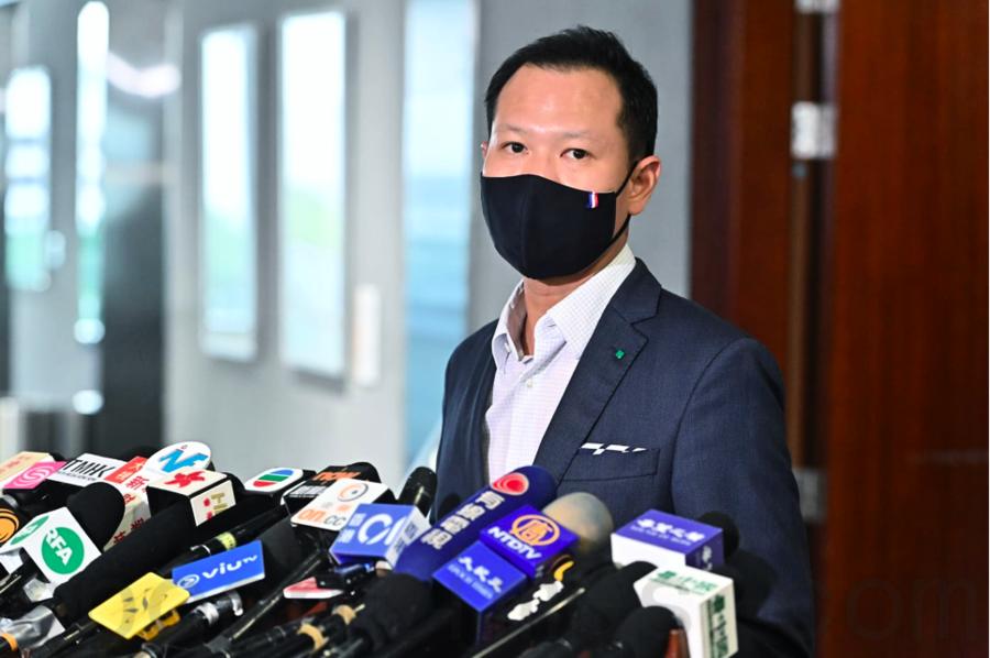 郭榮鏗:馬道立聲明回應司法機構遭有系統攻擊