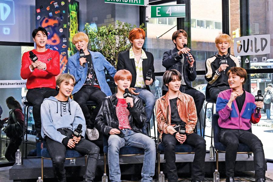 大型男團「NCT 2020」共23人 10月發行正規專輯