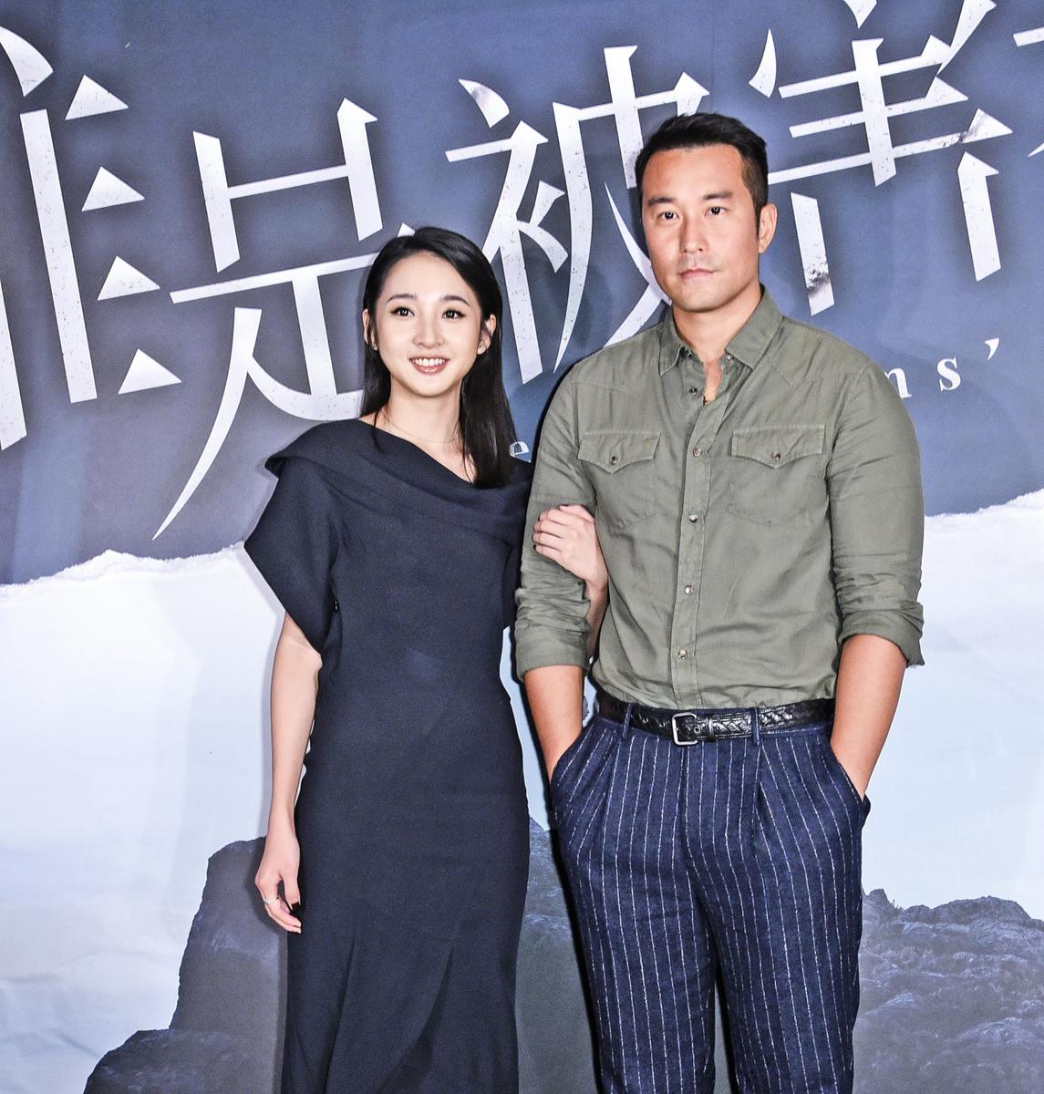 李沐(左)、張孝全。(黃宗茂/大紀元)