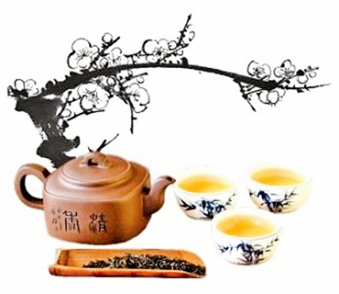 茶道經典《七碗茶歌》,茶仙盧仝垂名