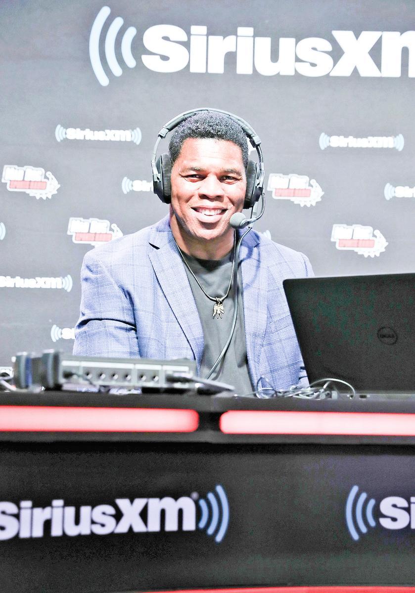 沃克2019年1月參加一個超級碗廣播節目。(Getty Images)