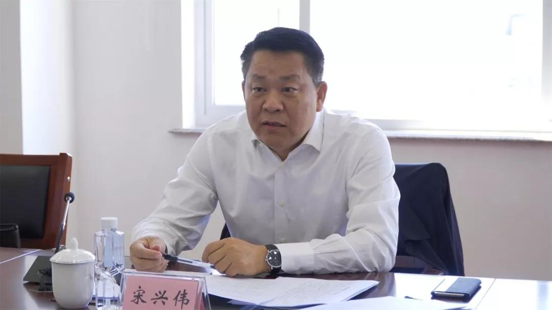 遼寧省副檢察長宋興偉與遼寧省前公安廳副廳長白月先同日被查處。圖為宋興偉。(網絡圖片)