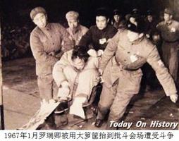 毛澤東翻臉 羅瑞卿被逼跳樓
