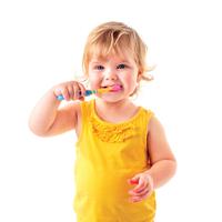 預防兒童齲齒 從長牙齒開始 就使用含氟牙膏