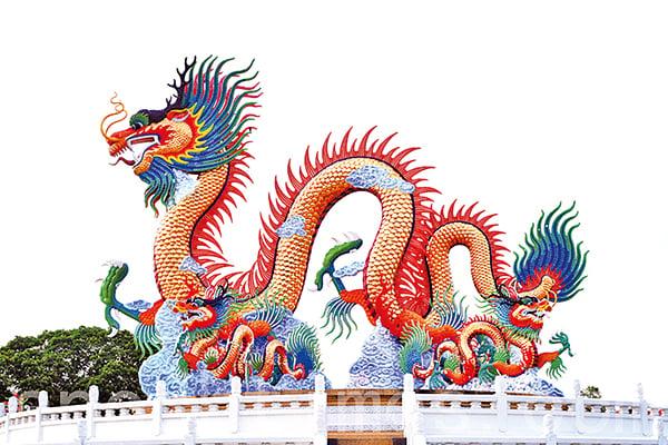 中國人稱自己是龍的傳人,龍的歷史在中華大地源遠流長,遍及南北(Fotolia)