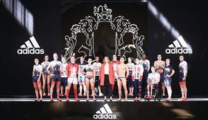 看4大品牌設計的奧運隊服