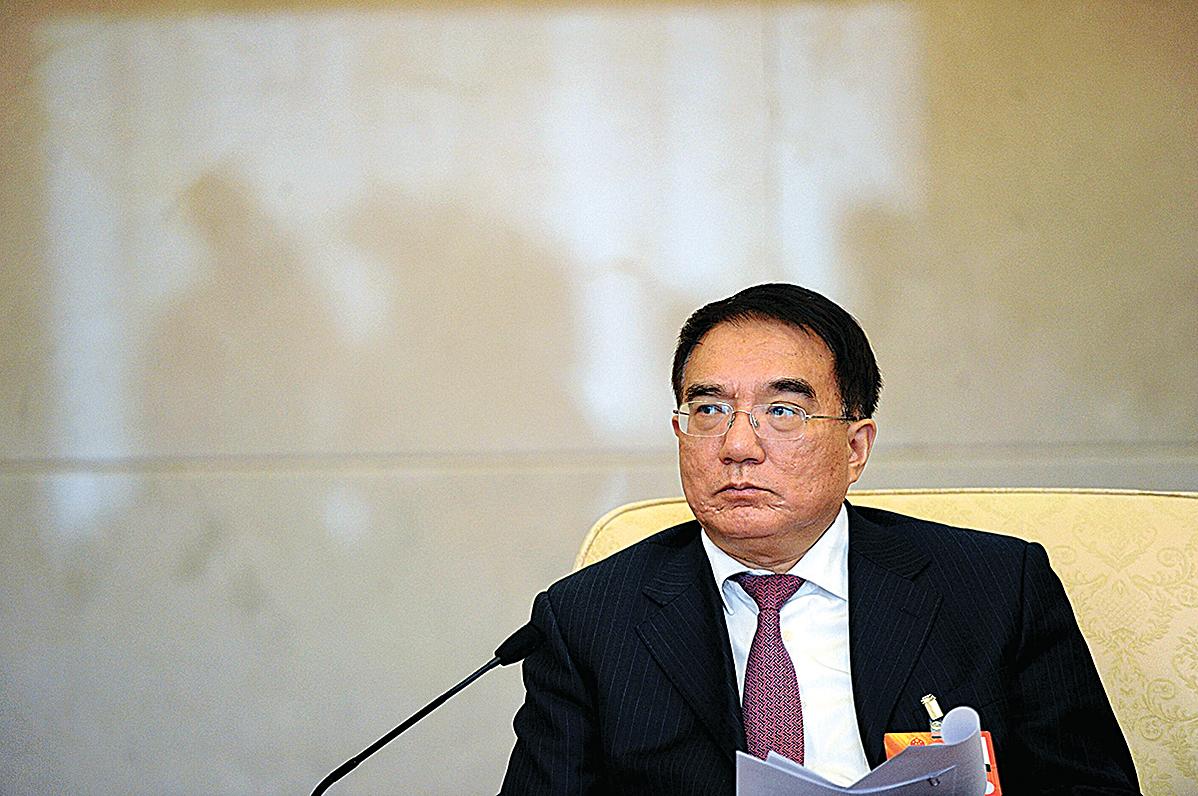 王前遼寧省委書記