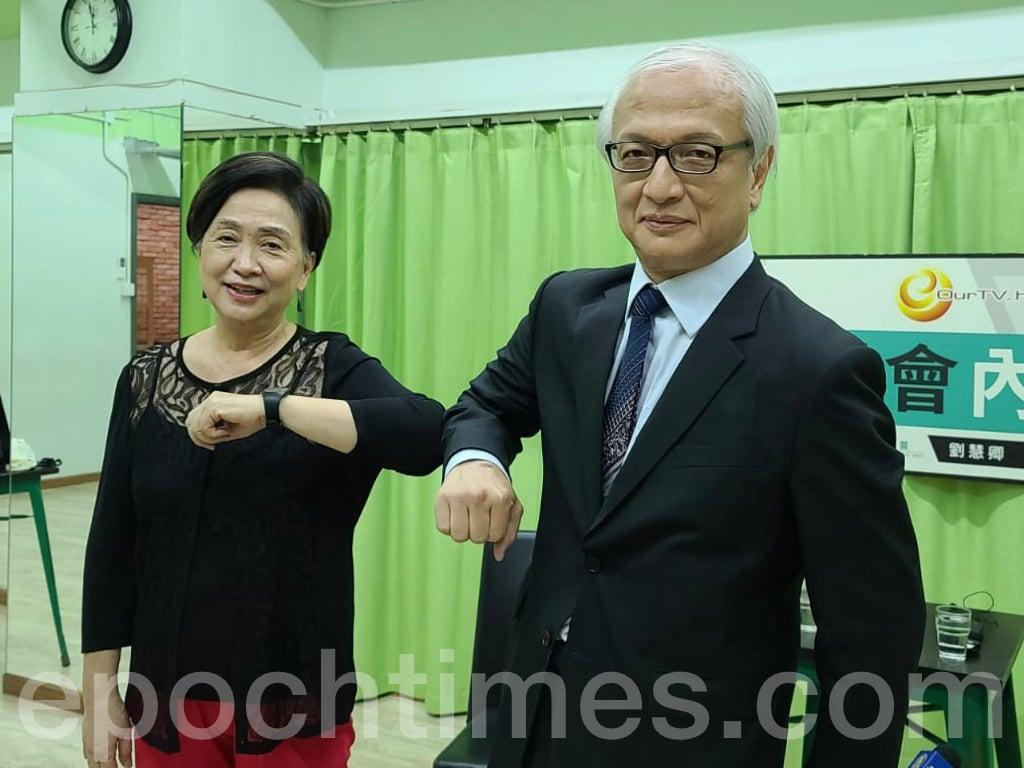 香港大律師張耀良就早前12名遭到中共扣押的港人未來去向進行解析。他表示,按照中共對於維權律師及民主人士進行拘捕的先例,12名港人有可能遭到無限期拘押,並表示,這種情況「屢見不鮮」。(張旭顏 / 大紀元)