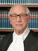 英籍香港終審法院非常任法官苗禮治(Peter Millett),9月25日以身體不適宜長途旅行為由,表示不會再到香港審案。(香港終審法院擷圖)