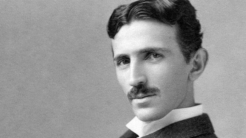 圖為被認為是人類歷史上最偉大的天才發明家尼古拉特斯拉(Nikola Tesla)。(公有領域)