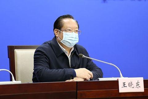 中共湖北省省長王曉東自9月22日開始詭異隱身,連日缺席湖北高層會議。(網絡圖片)
