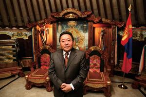 蒙古前總統抗議強推漢語教學