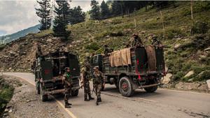 中印開火? 傳印度警告中共 已授權士兵可開槍