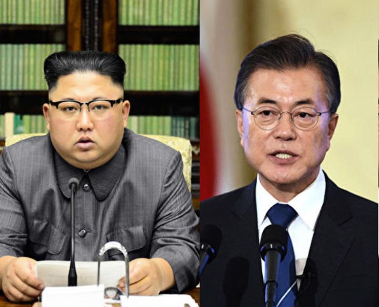 金正恩就南韓公民被殺道歉