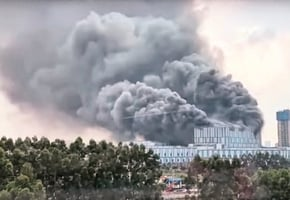 華為東莞實驗室失火三死