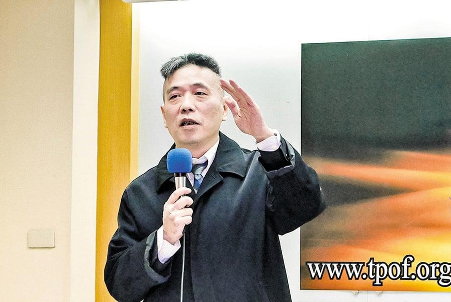 台灣配合國際反中共滲透 學者估管制三類業者