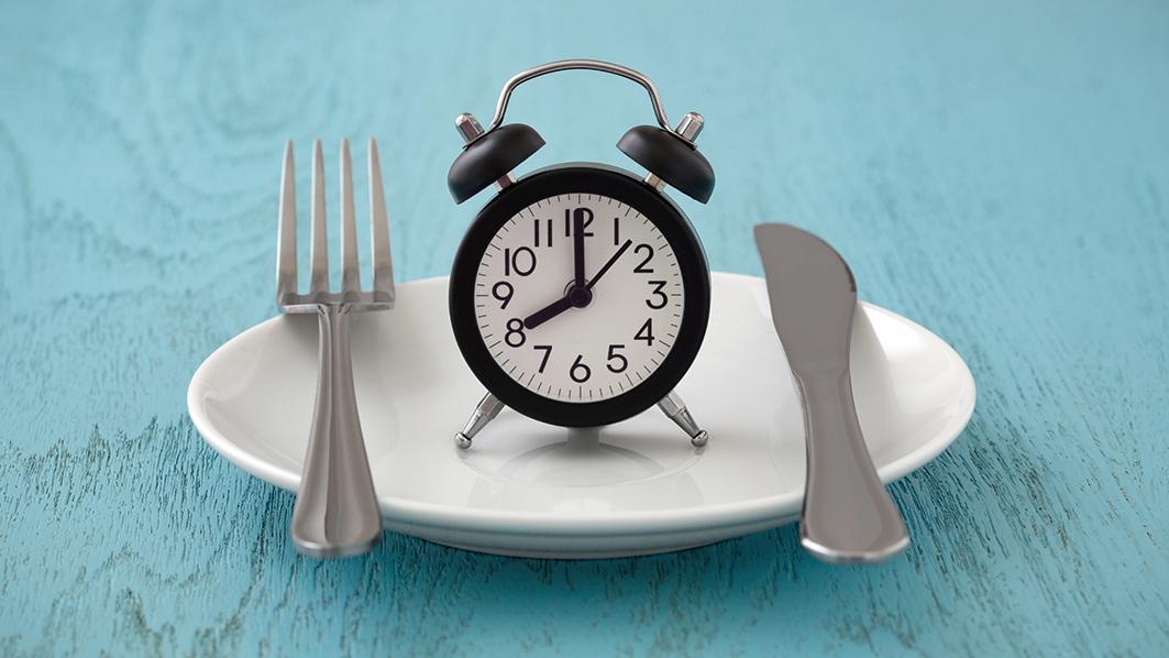 間歇性斷食不影響生物鐘 卻改善健康