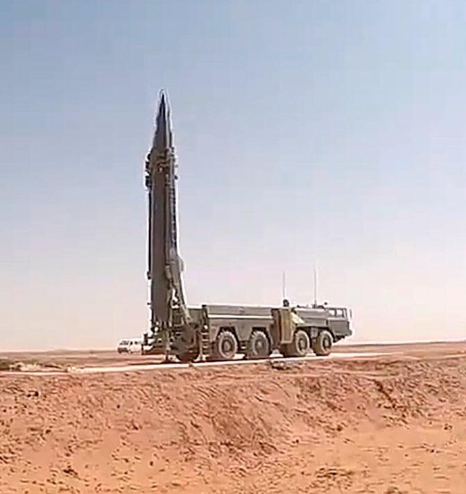 東風導彈十彈齊發被揭造假