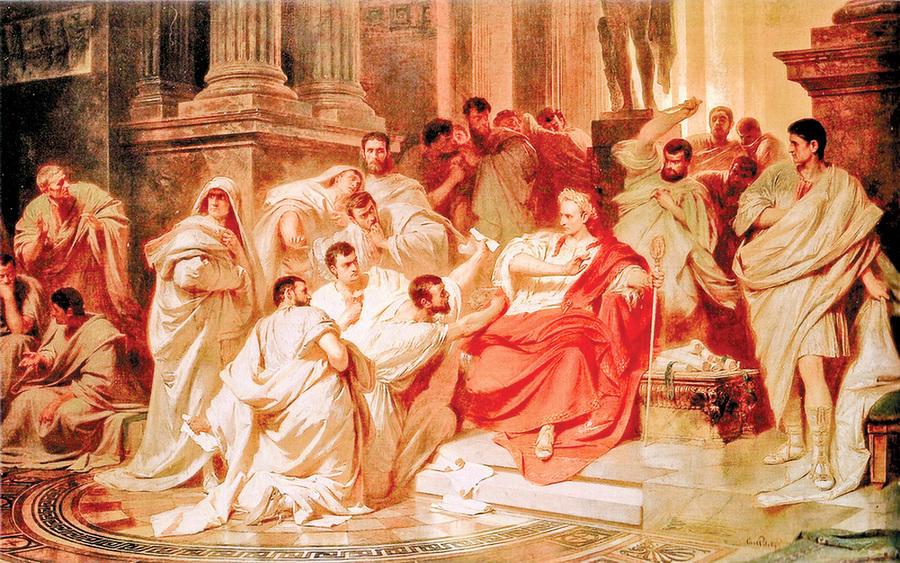 西方文明重要奠基者凱撒大帝 戰功與仁政(下)