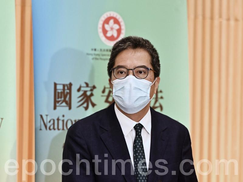 【圖片新聞】黃偉綸:中環新海濱商業地延至來季推出