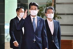 安倍說服特朗普強勢反共 日本新防長強化美日同盟