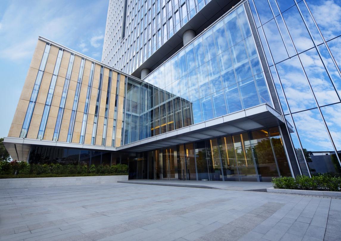 高銀金融國際中心。(ekeo.gov.hk)