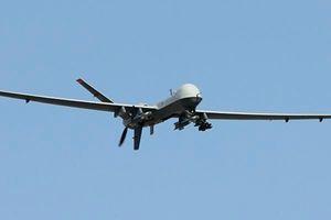 美軍釋放武力滅共信號 美無人機部隊新臂章亮相