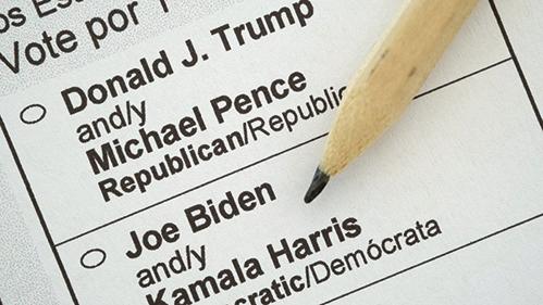 民調: 2020大選牽人心 關注度創紀錄