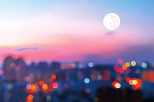 今年讓我們一起發呆看月亮吧!