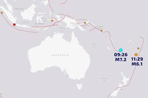 瓦努亞圖外海7.2級地震
