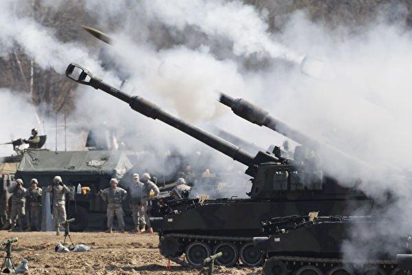 剛結束的台灣漢光兵推演習,過程中與假想敵中共陷入苦戰,最終靠著「奇襲」獲勝。圖為示意圖。(Getty Images)