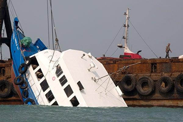 南丫海難死者八年領不到死亡證 後事無法辦理