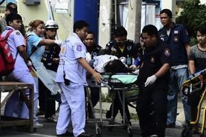 泰國一天內10宗炸彈襲擊 4死20多傷